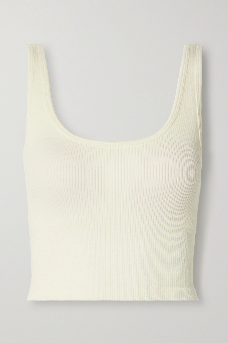 Nagnata Suska ribbed stretch-knit tank