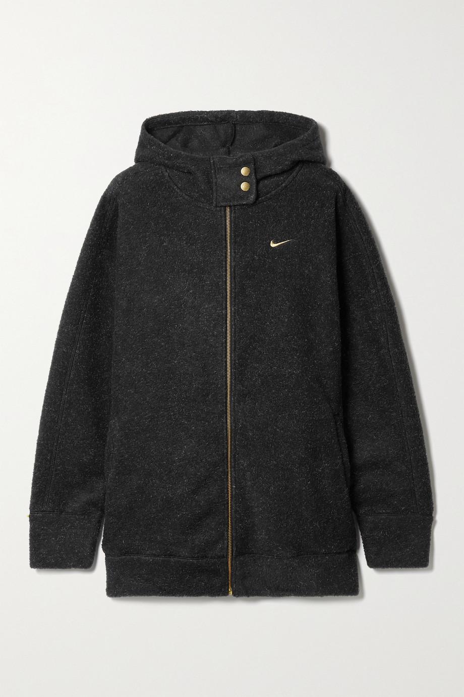 Nike Mélange fleece hoodie