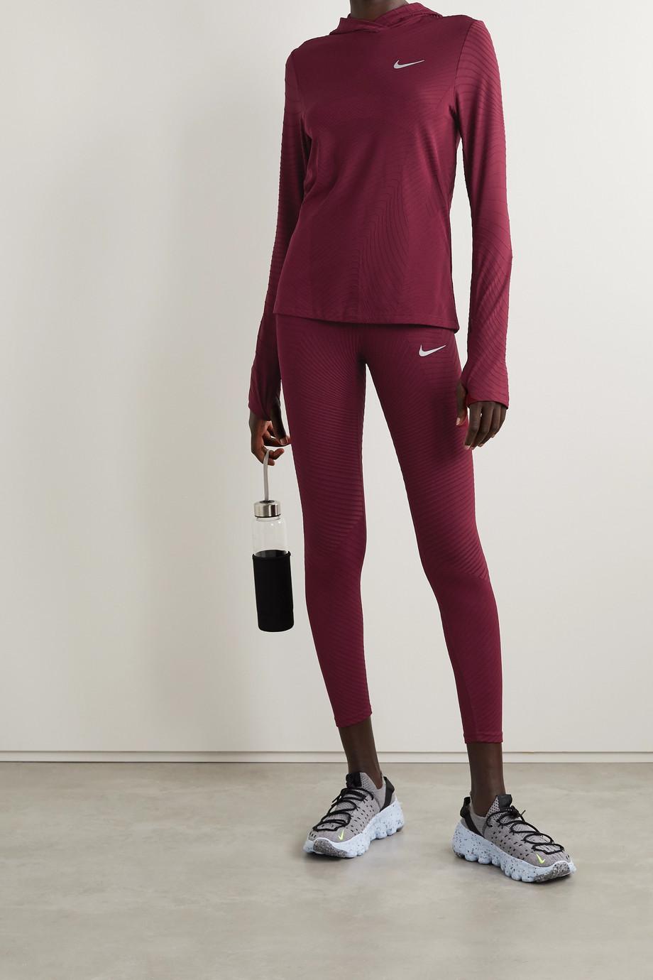 Nike Textured Dri-FIT hoodie