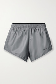 Nike Tempo Luxe Run Division reflective shell shorts