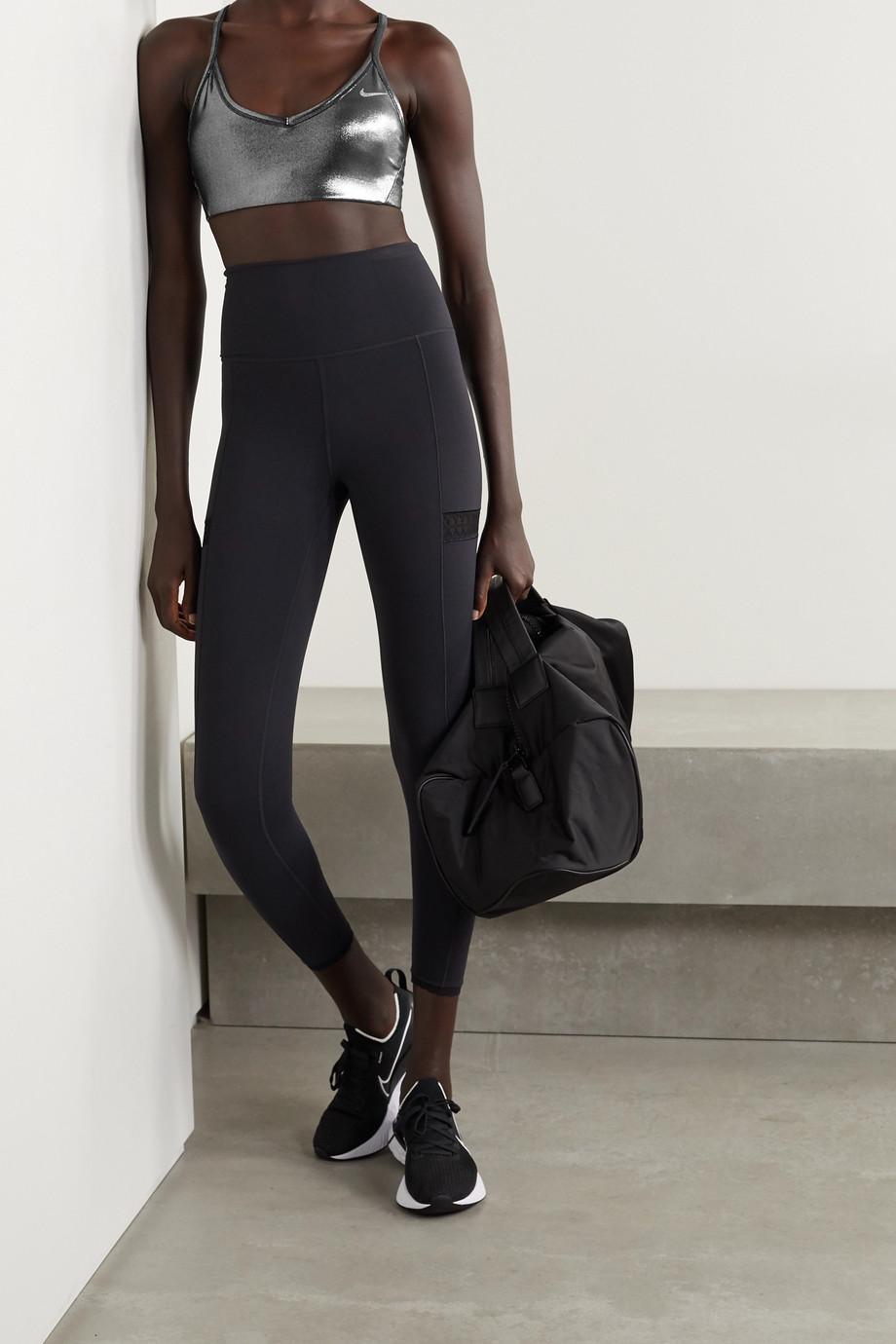 Nike Indy metallic Dri-FIT sports bra