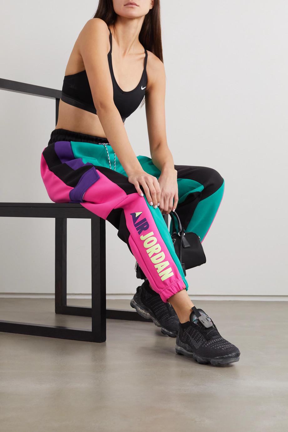 Nike Jordan Winter Utility Jogginghose aus Jersey in Colour-Block-Optik