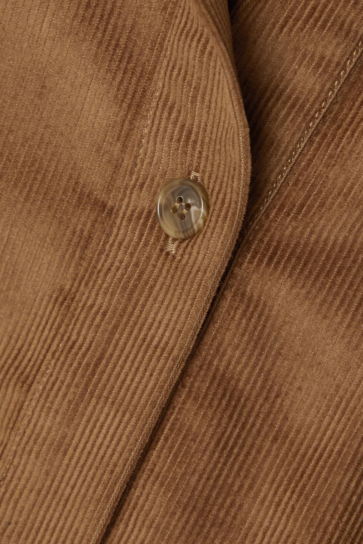 Three Graces London Sacha Hemd aus Baumwollcord