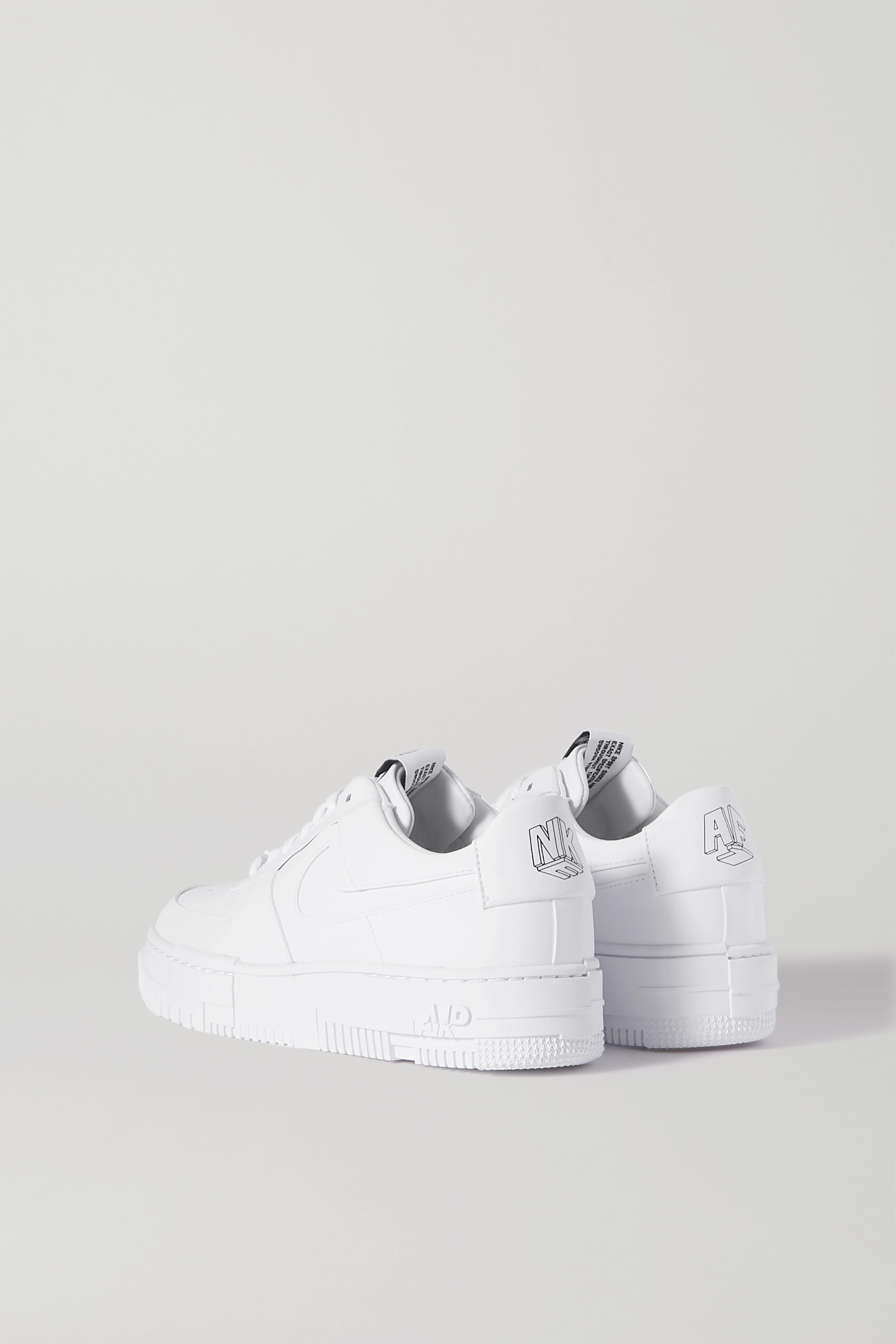 Nike Air Force 1 Pixel leather sneakers