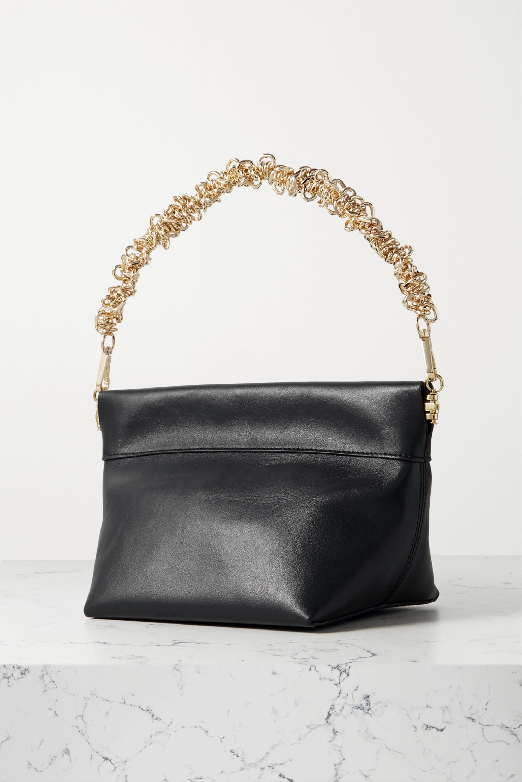 Yuzefi Leather tote