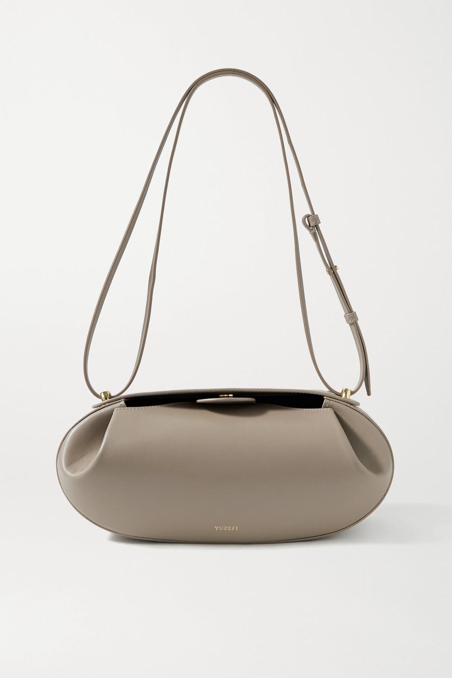 Yuzefi Baguette leather shoulder bag