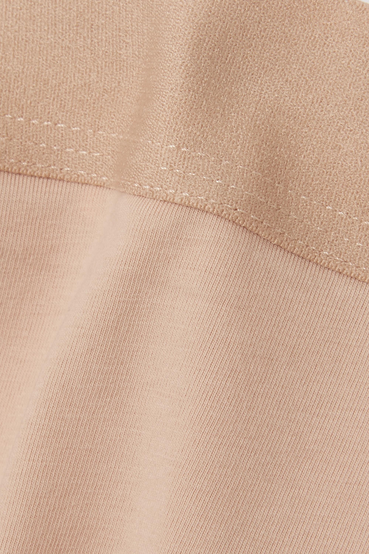 Skin Hadlee stretch organic Pima cotton-jersey briefs