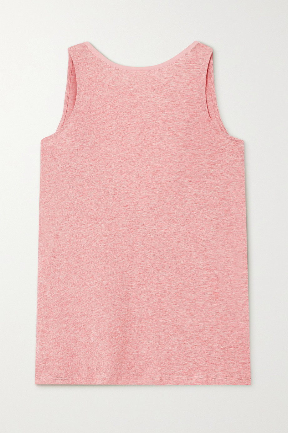 Skin Cassie mélange Pima cotton-jersey tank
