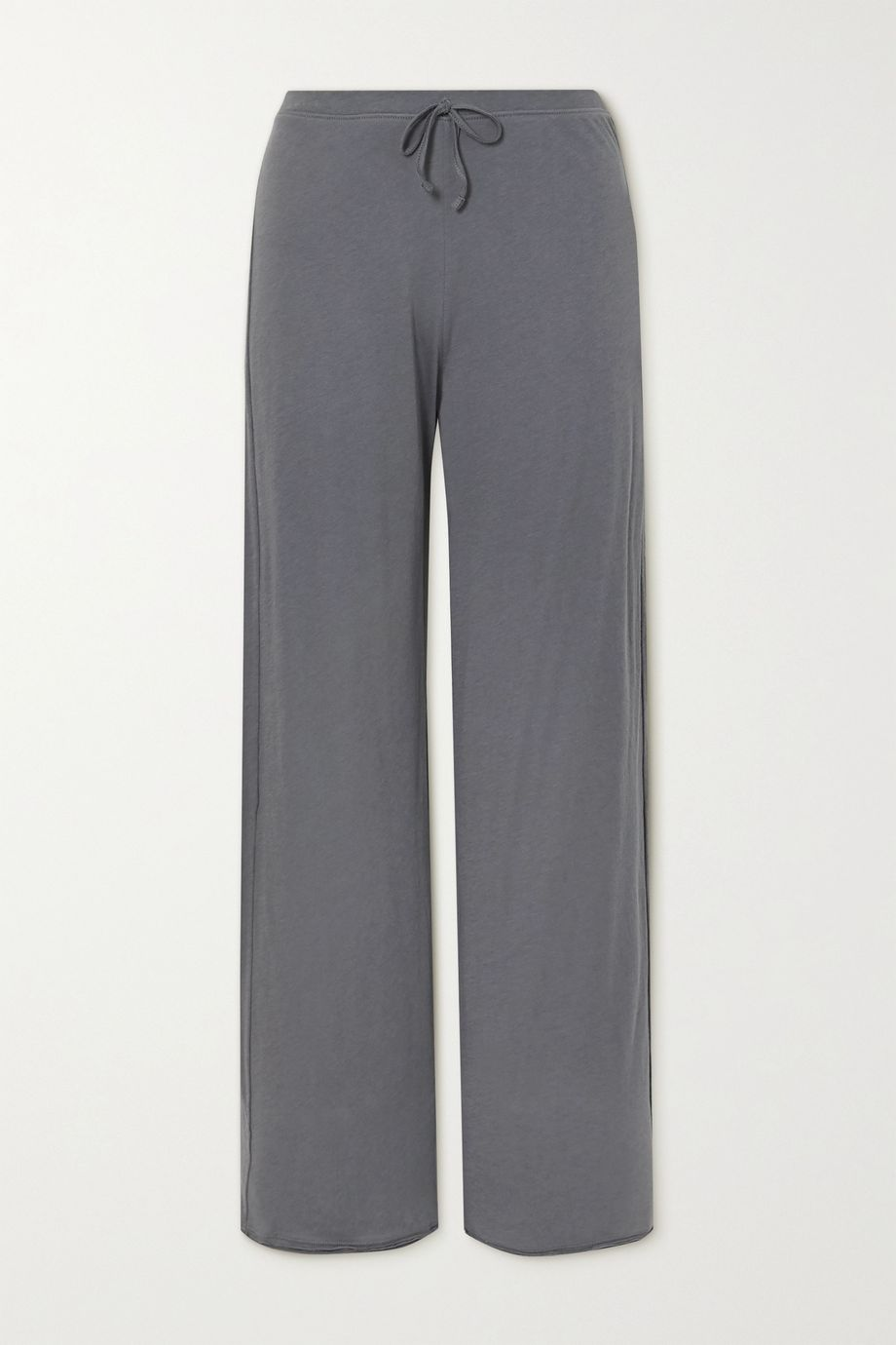Skin Guinevere organic Pima cotton-jersey pants