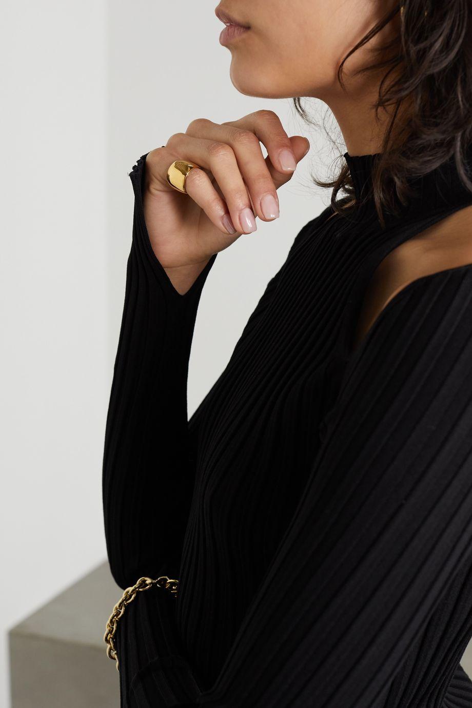 Sophie Buhai Ring aus Gold-Vermeil