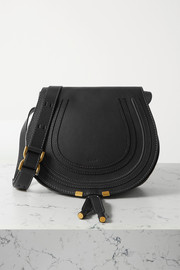 Chloé Marcie medium textured-leather shoulder bag