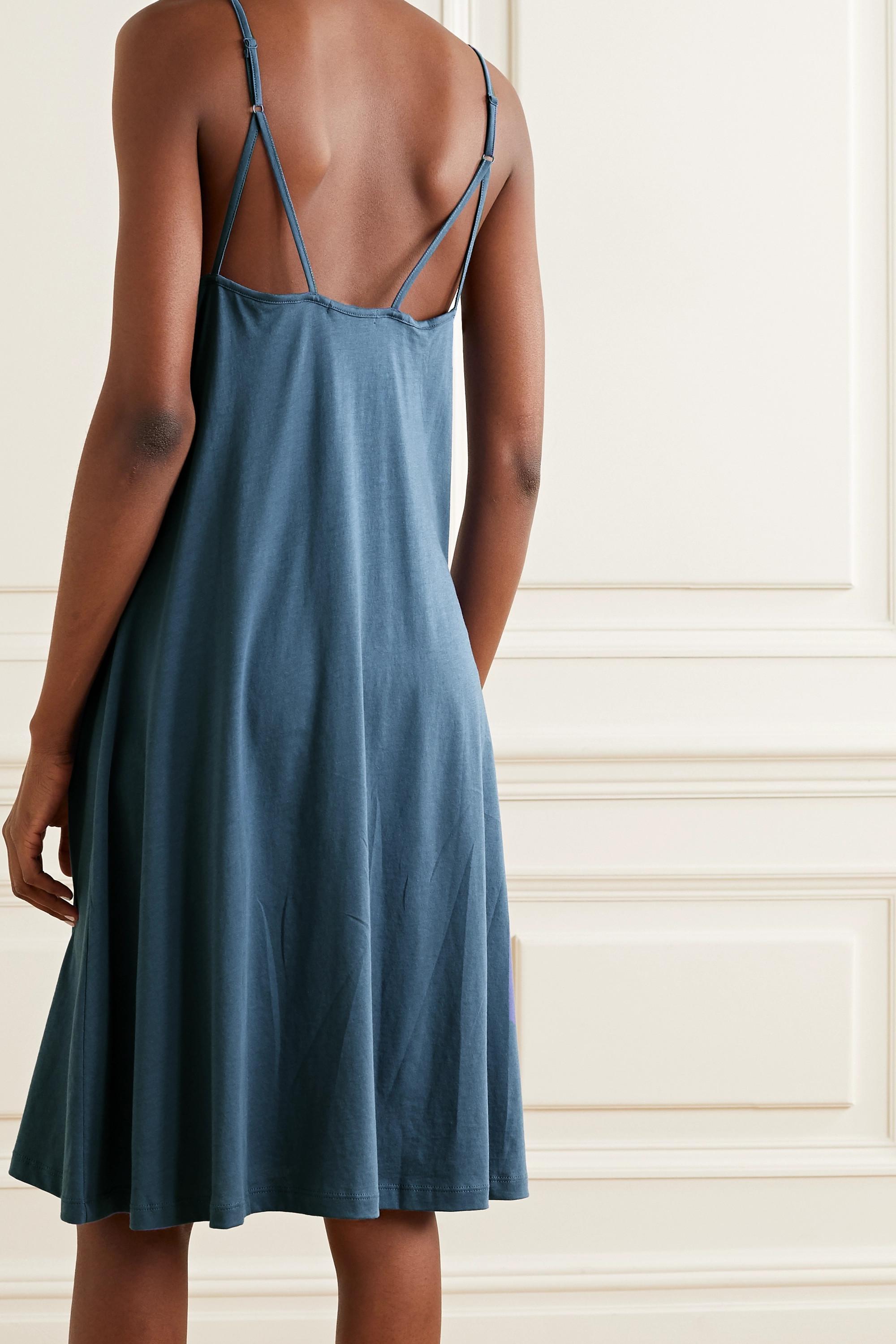 Skin Essentials Odelle Pima cotton-jersey nightdress