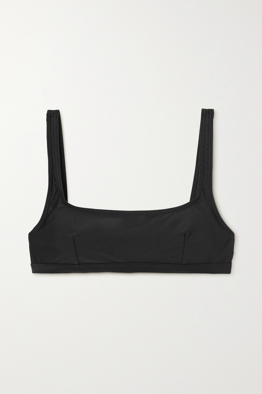 Matteau + NET SUSTAIN Nineties Bikini-Oberteil aus Stretch-REPREVE®
