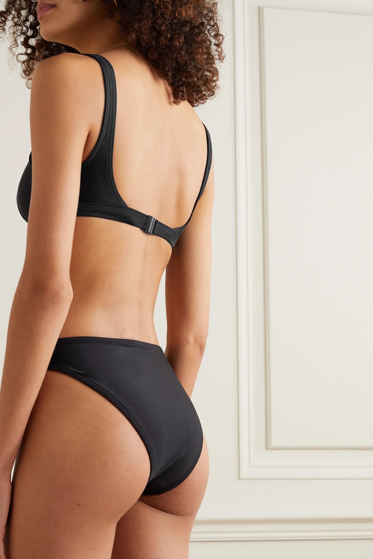 Matteau + NET SUSTAIN Nineties Bikini-Höschen aus Stretch-REPREVE®