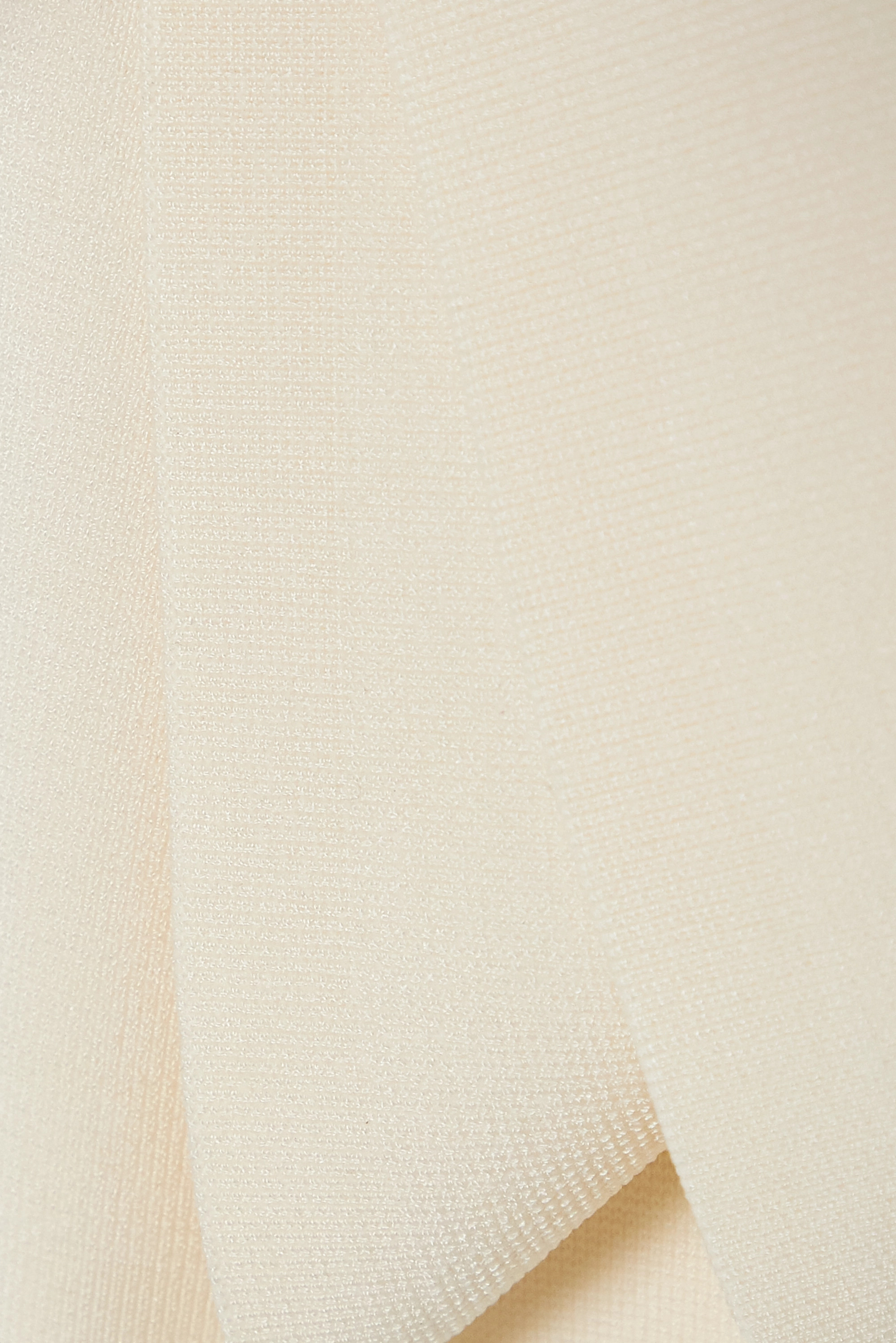 Matteau + NET SUSTAIN Nineties verkürztes Tanktop aus Stretch-Strick