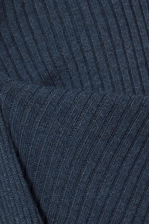 Skin Katia ribbed cotton-blend pants
