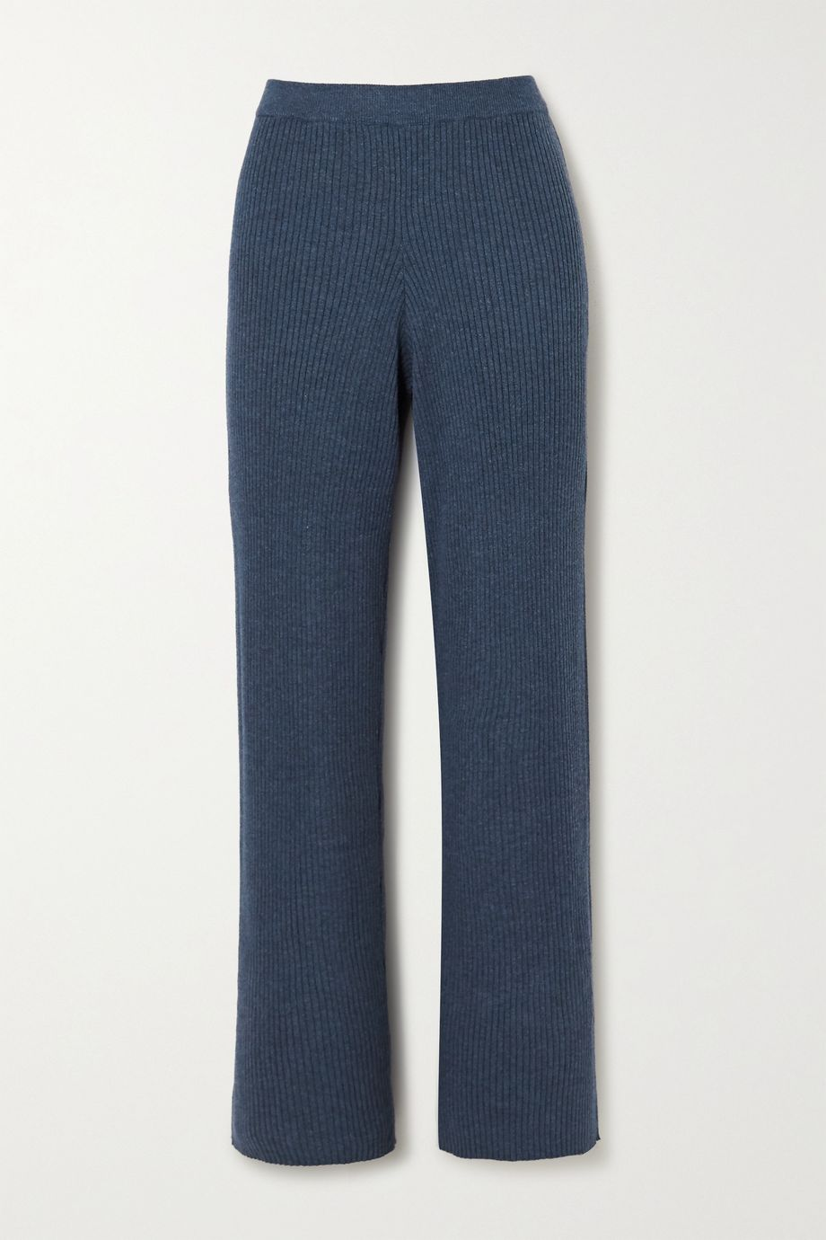 Skin Katia ribbed cotton-blend pants