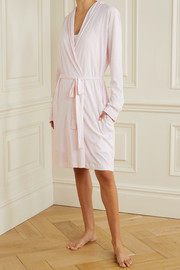 Skin + NET SUSTAIN Kamila organic Pima cotton robe