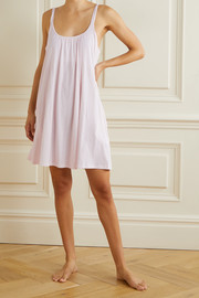 Skin + NET SUSTAIN Kayla organic Pima cotton nightdress