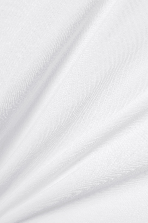 Skin 【NET SUSTAIN】Kyla 有机比马纯棉平纹布睡衣上装
