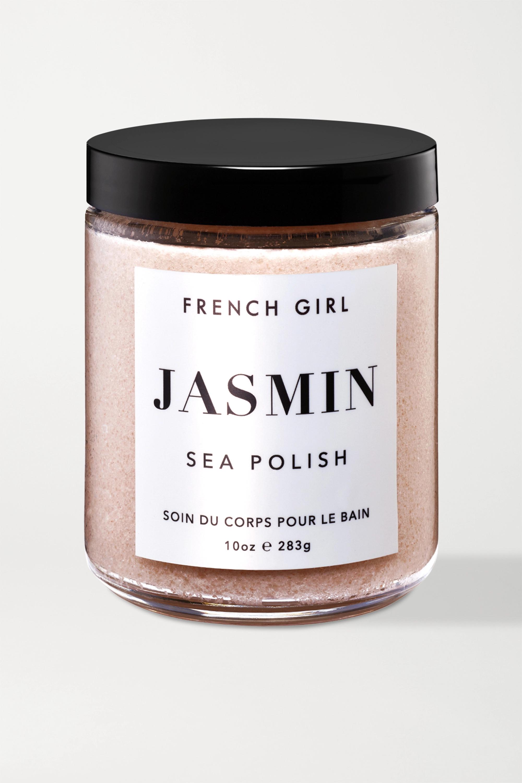 French Girl Organics Jasmin Sea Polish, 283 g – Peeling