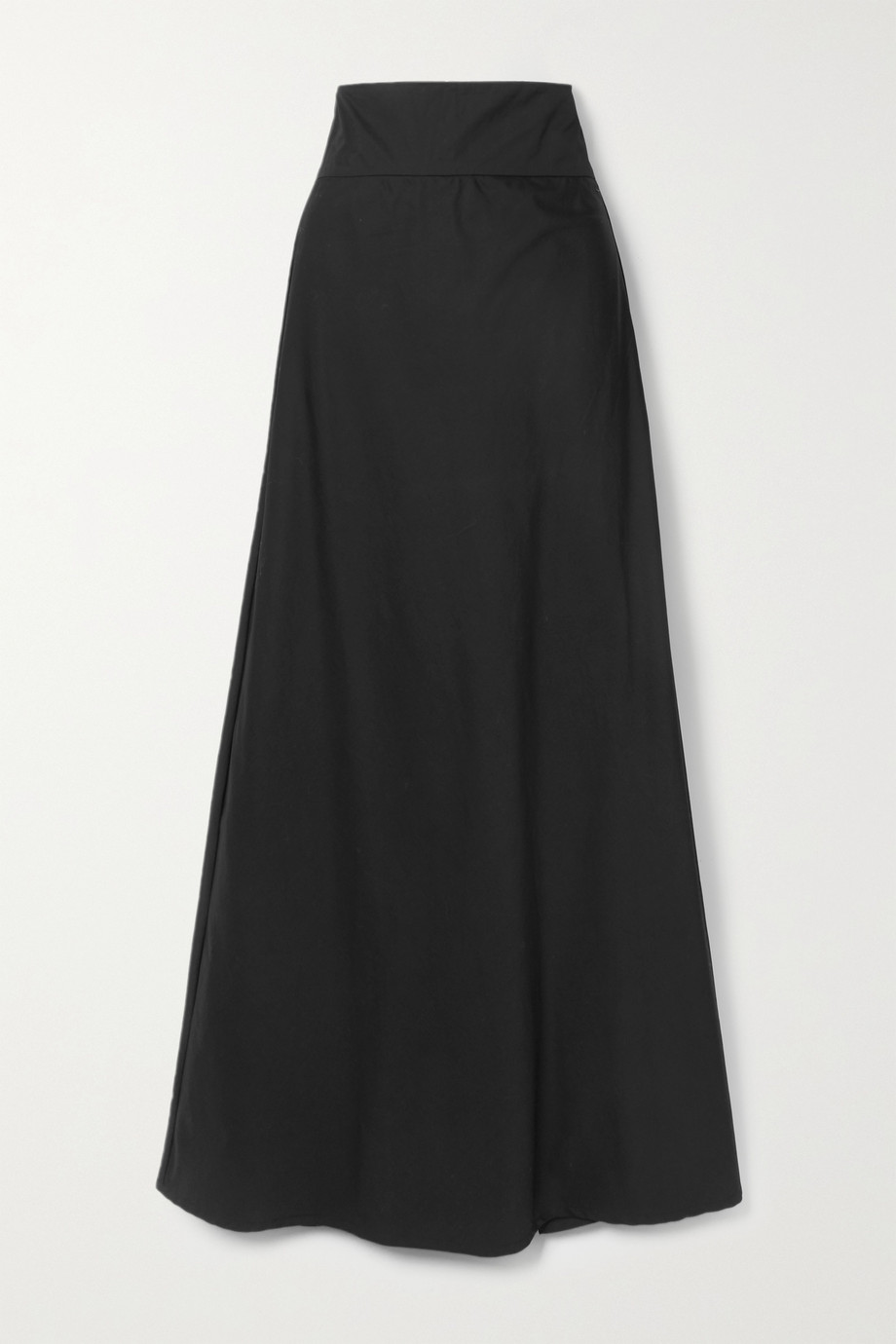 Kalita Inky cotton-poplin maxi skirt