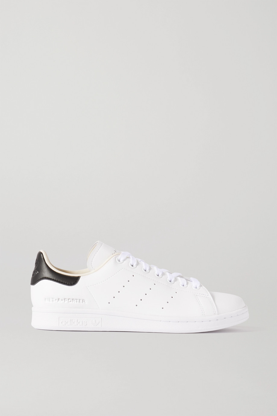 adidas Originals + NET-A-PORTER Stan Smith Sneakers aus Kunstleder