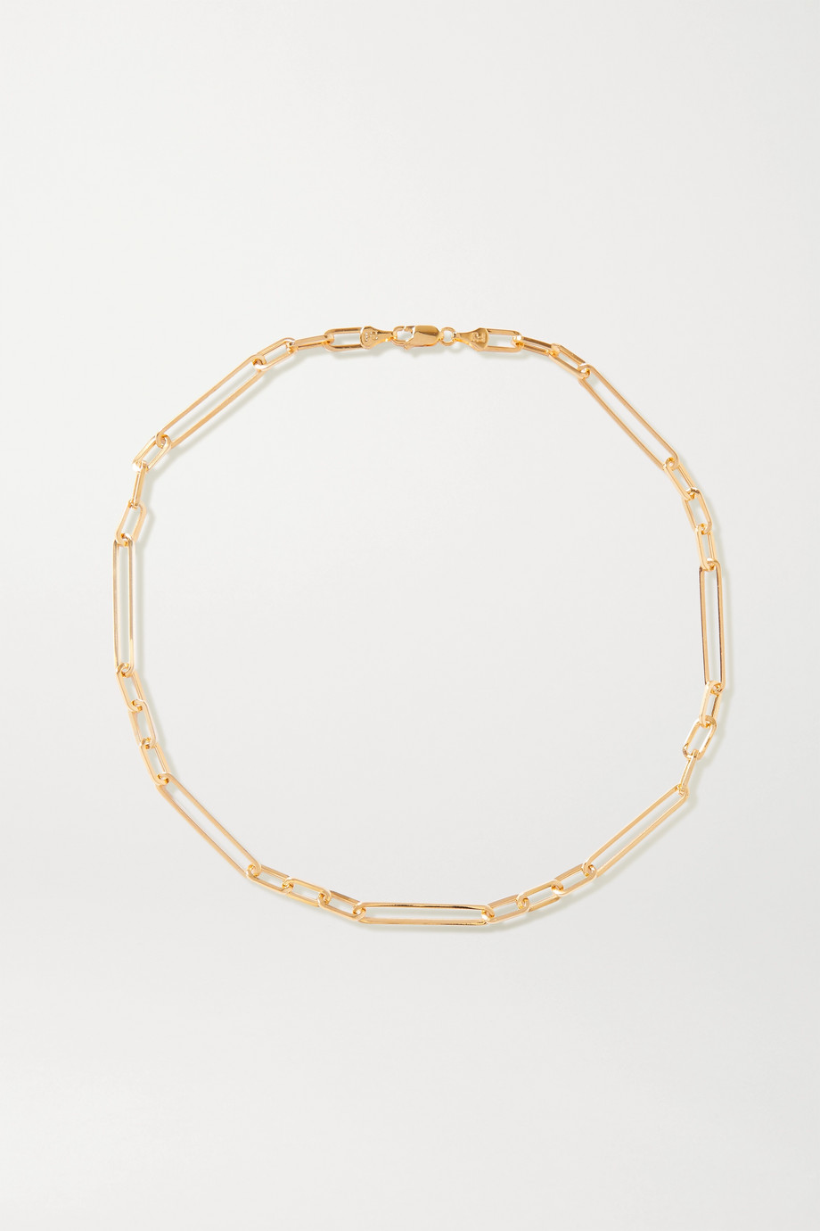 Loren Stewart Gold necklace