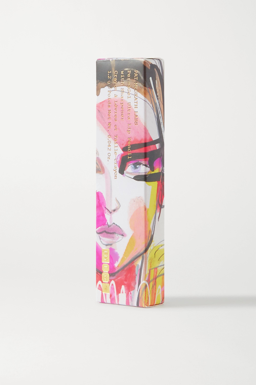 Pat McGrath Labs PermaGel Ultra Lip Pencil - Structure