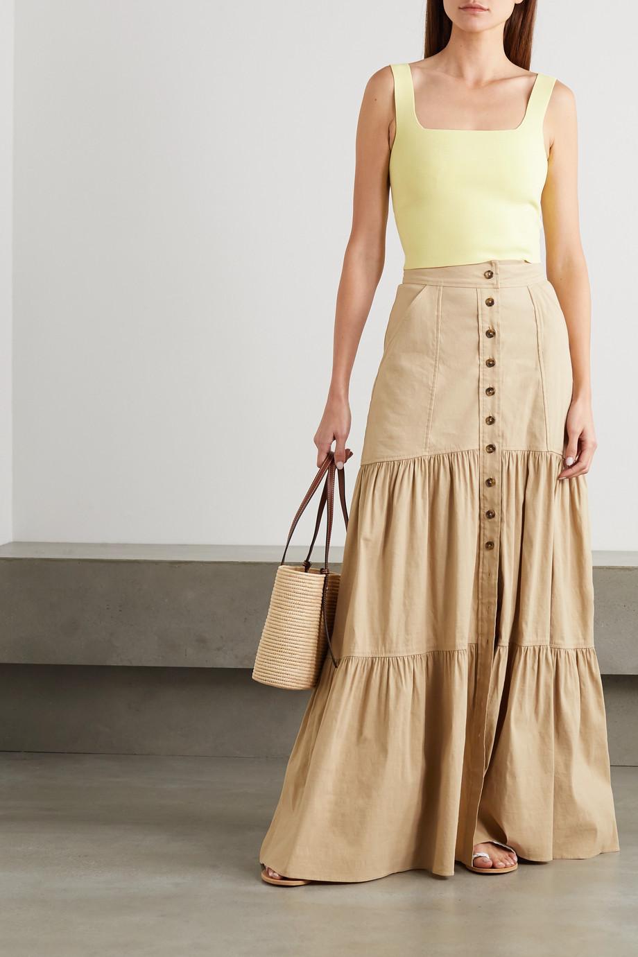 A.L.C. A.L.C. x Petra Flannery Victoria stretch-knit top