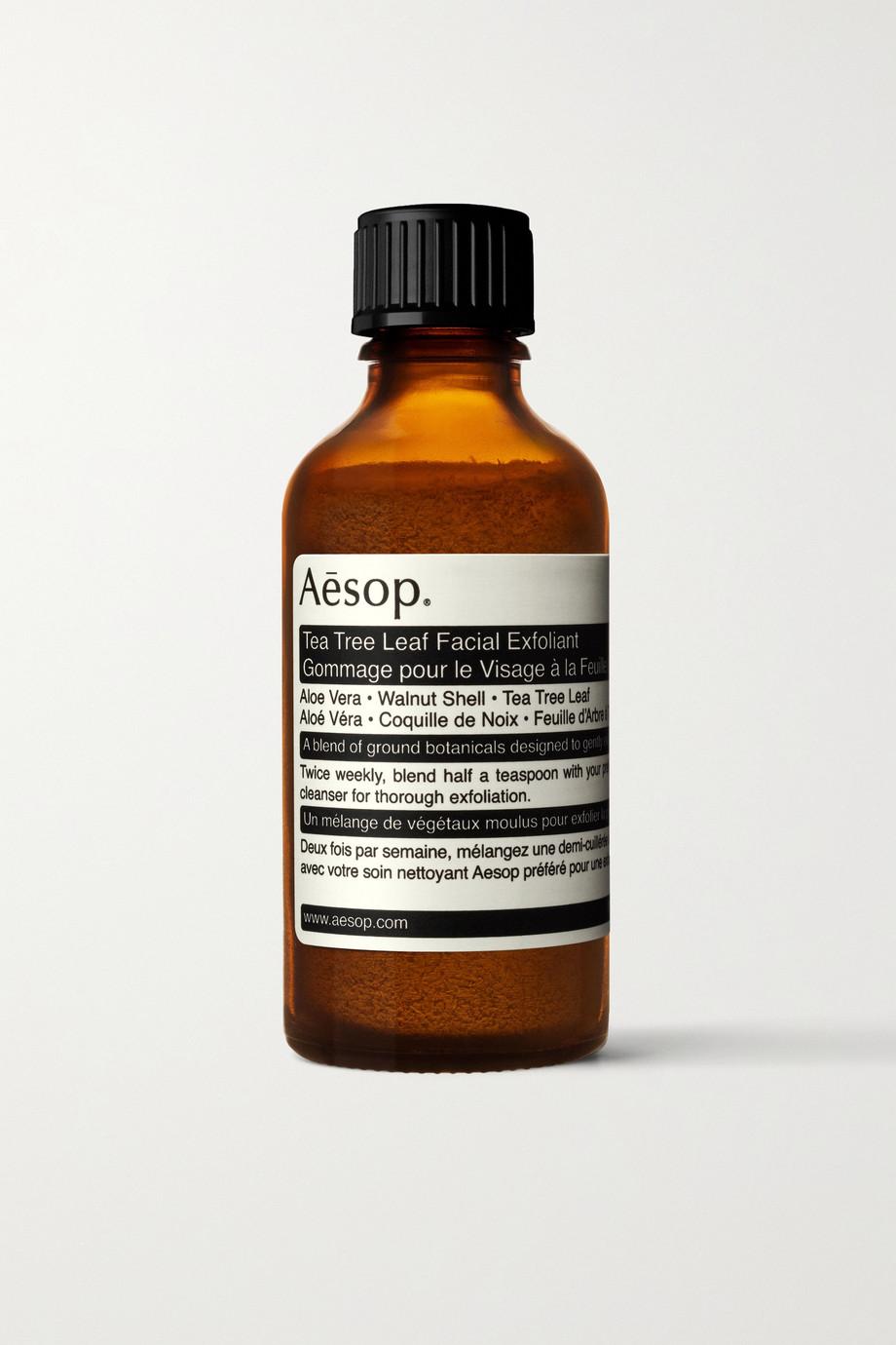 Aesop Tea Tree Leaf Facial Exfoliant, 32.5ml