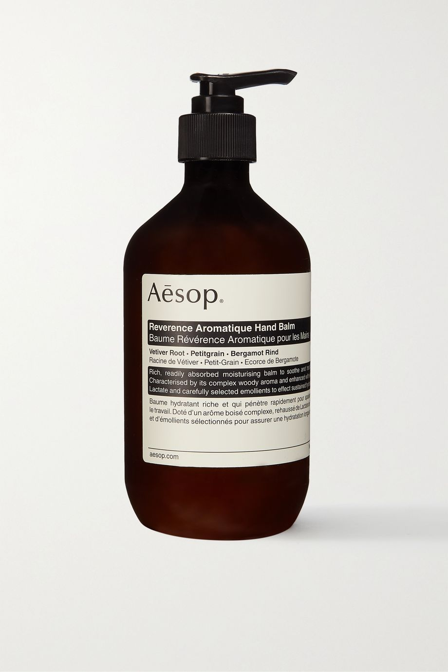 Aesop Reverence Aromatique Hand Balm, 500ml