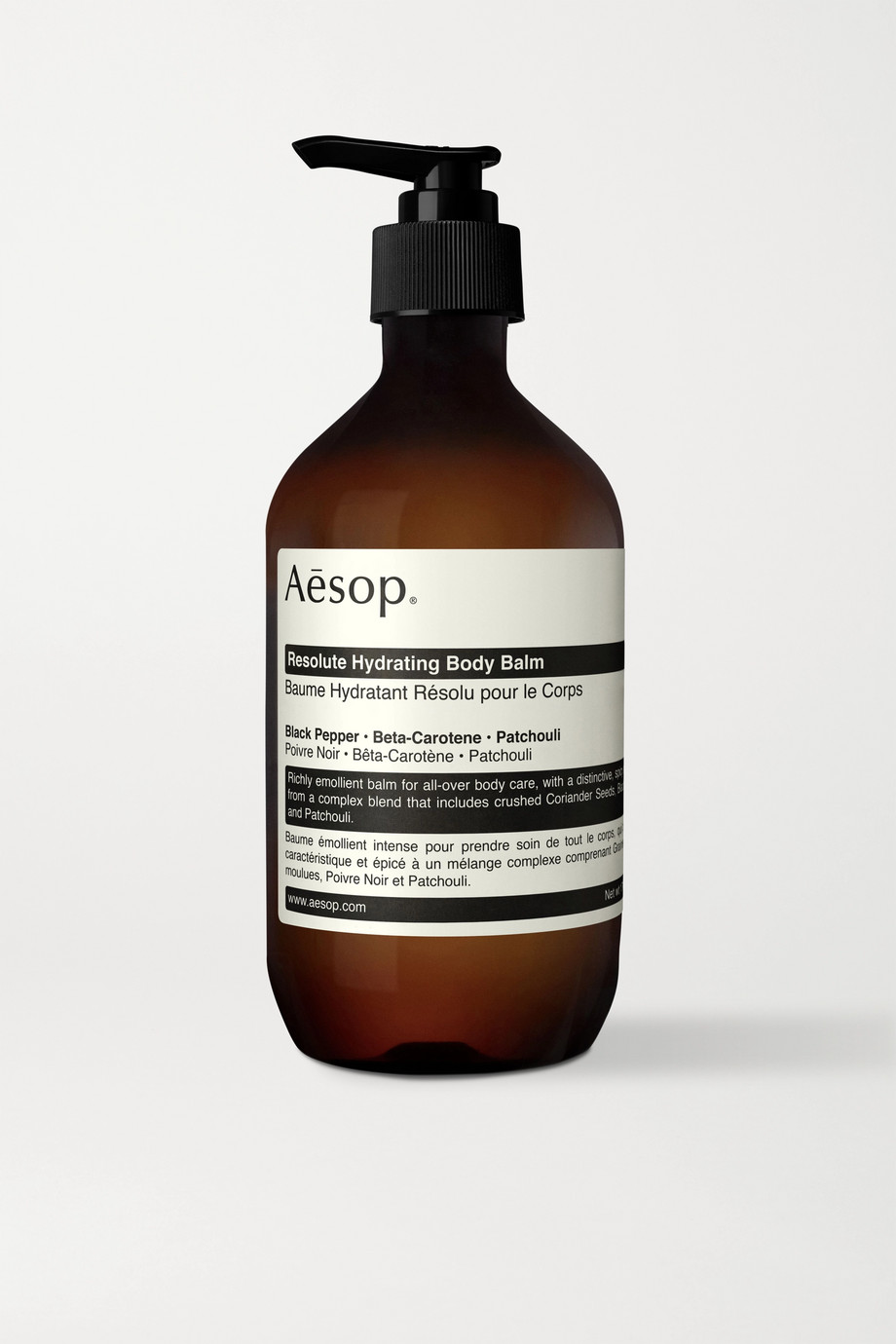 Aesop Resolute Hydrating Body Balm, 500 ml