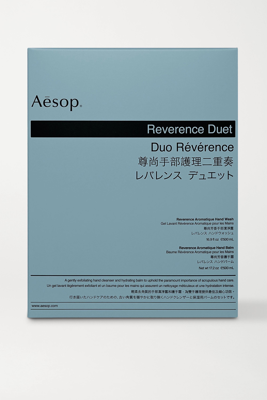 Aesop Reverence Duet, 2 x 500ml