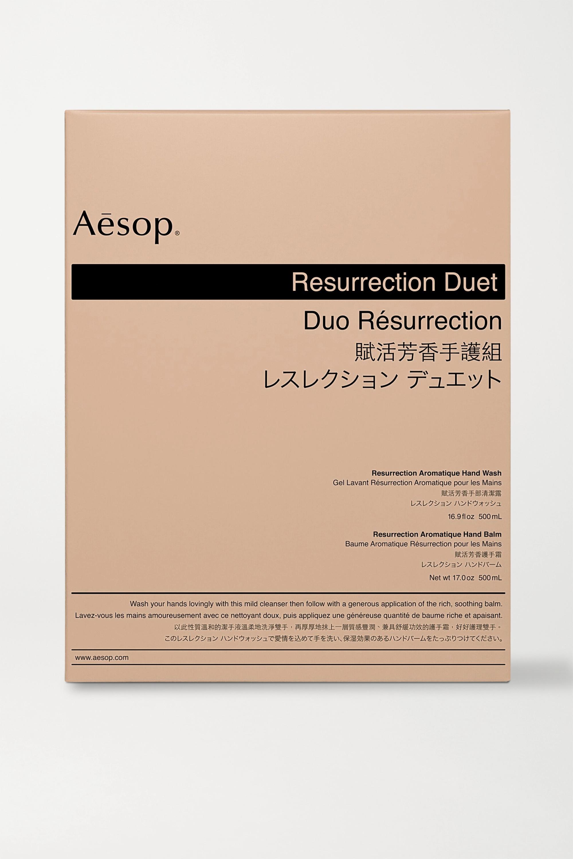 Aesop Resurrection Duet, 2 x 500ml