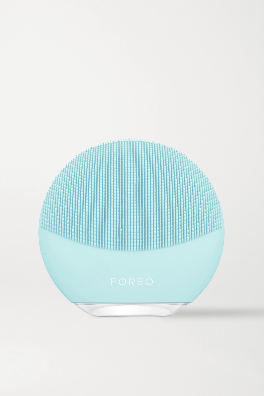 Foreo LUNA™ Mini 3 Dual-Sided Face Brush for All Skin Types – Mint – Gesichtsreinigungsgerät