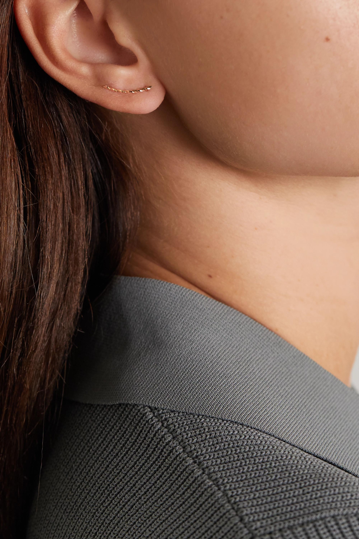 Maria Black Emmi Ohrring aus Gold
