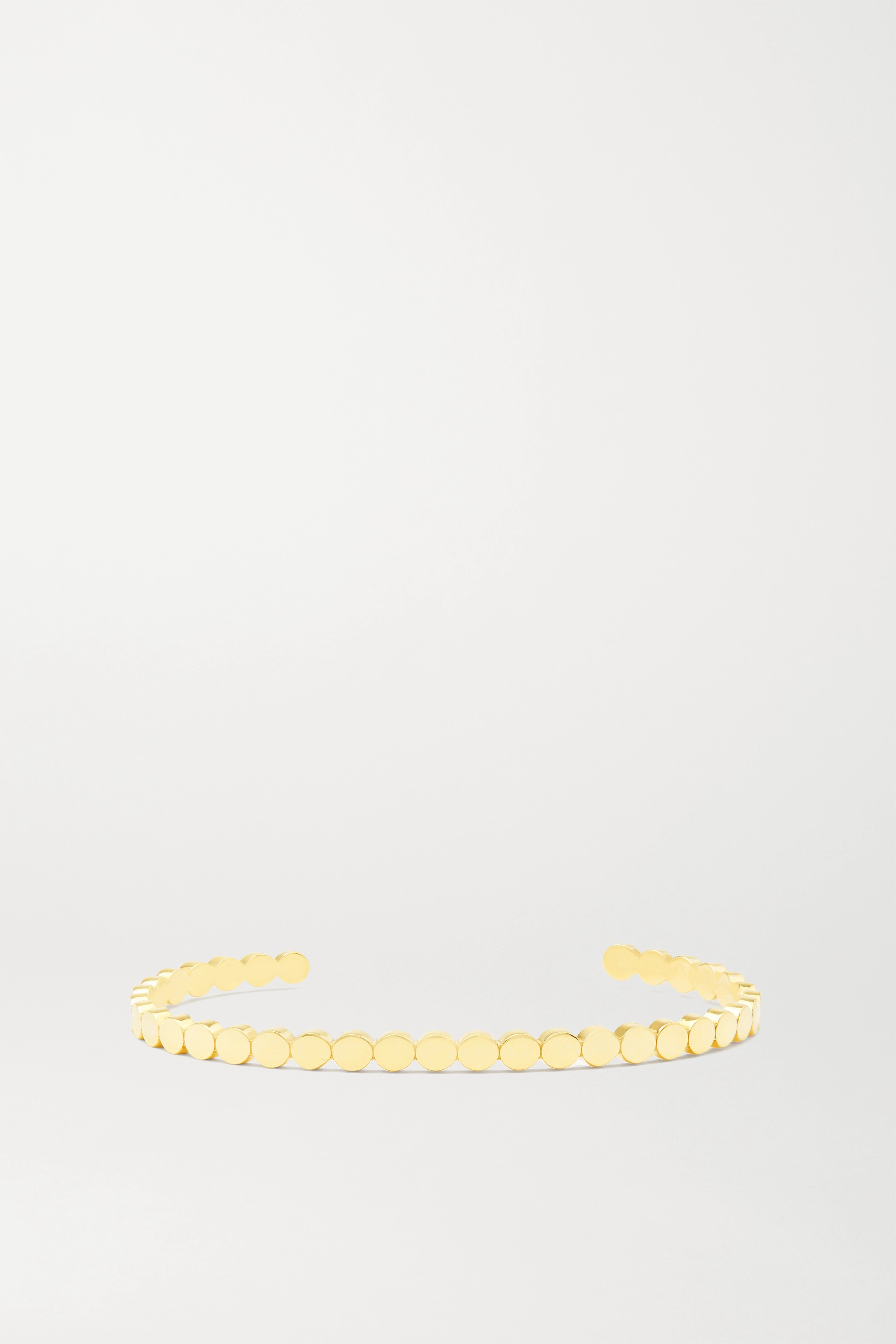 Jennifer Meyer Bracelet en or 18 carats Mini Circle