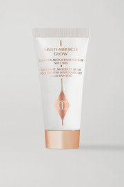 Charlotte Tilbury Multi-Miracle Glow Cleanser, Mask & Balm, 15ml