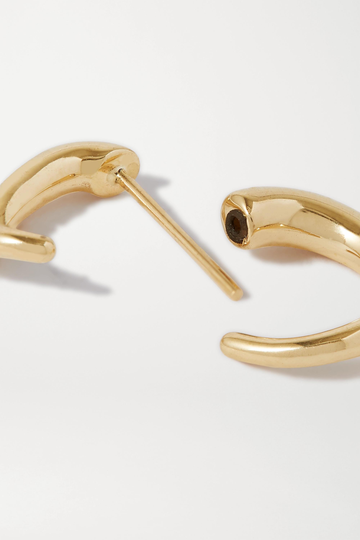 SARAH & SEBASTIAN Stinger Antitragus gold earring