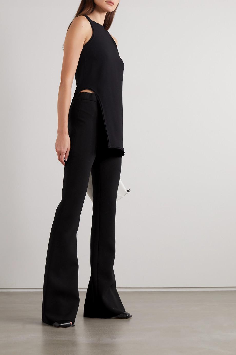 GAUCHERE Rihanna 羊毛喇叭裤