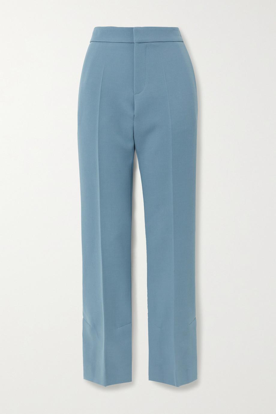 GAUCHERE Robyn wool straight-leg pants