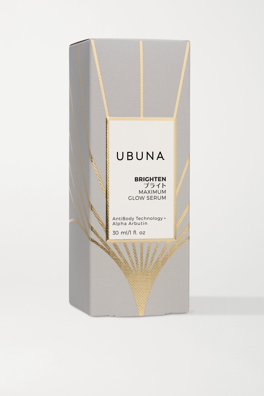 Ubuna Beauty Brighten Maximum Glow Serum, 30ml