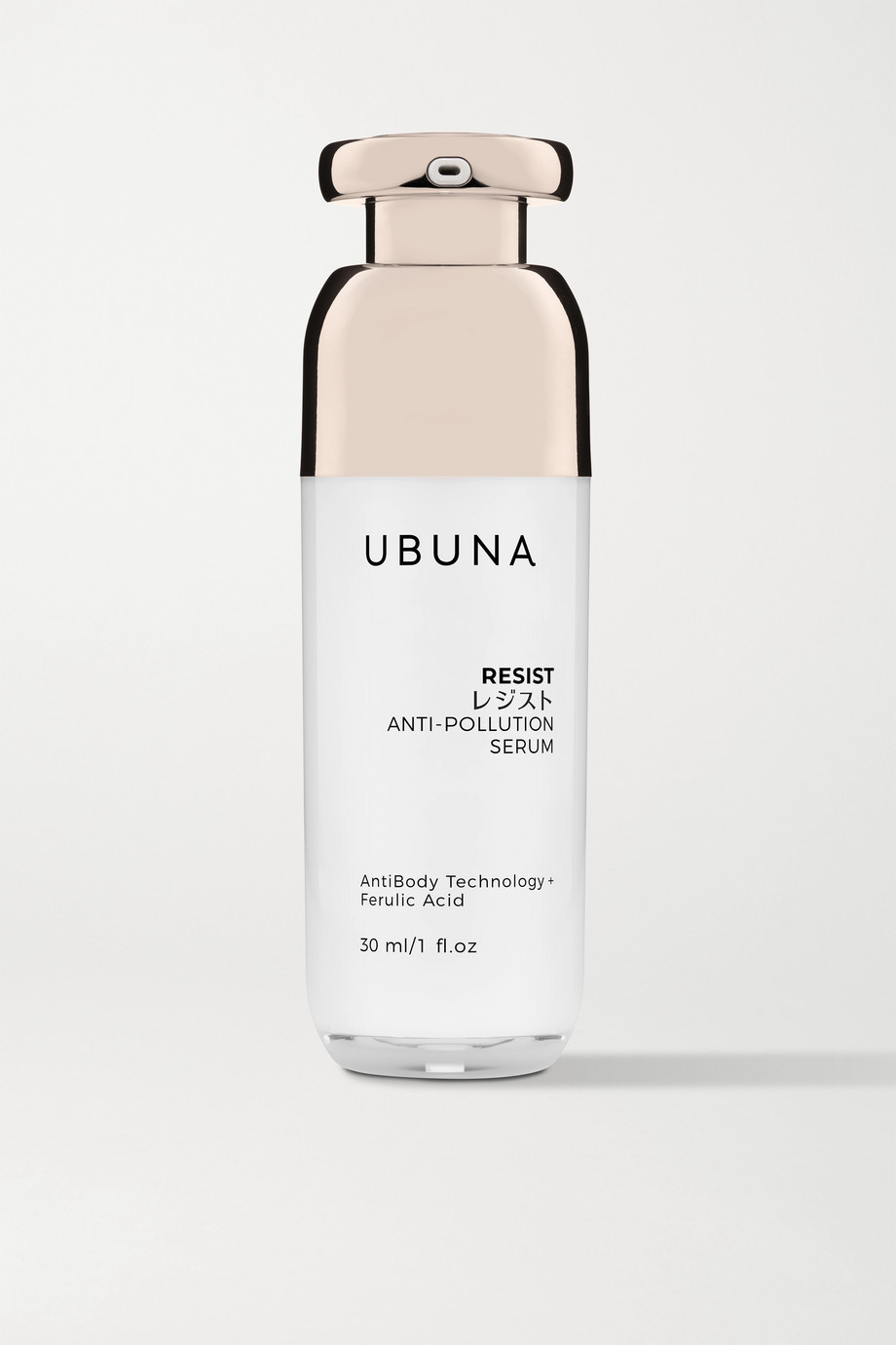 Ubuna Beauty Resist Anti-Pollution Serum, 30ml