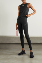 Reebok X Victoria Beckham Printed stretch leggings