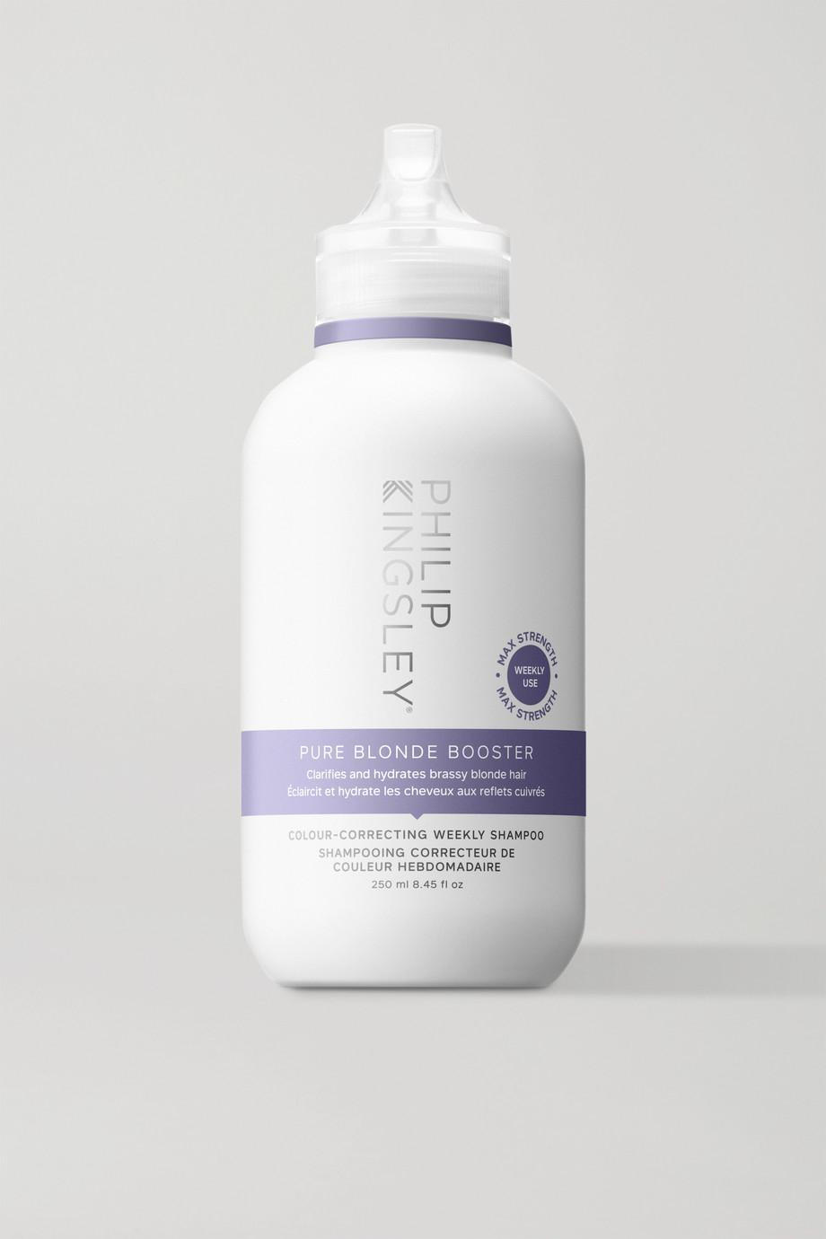 PHILIP KINGSLEY Pure Blonde Booster Shampoo, 250ml