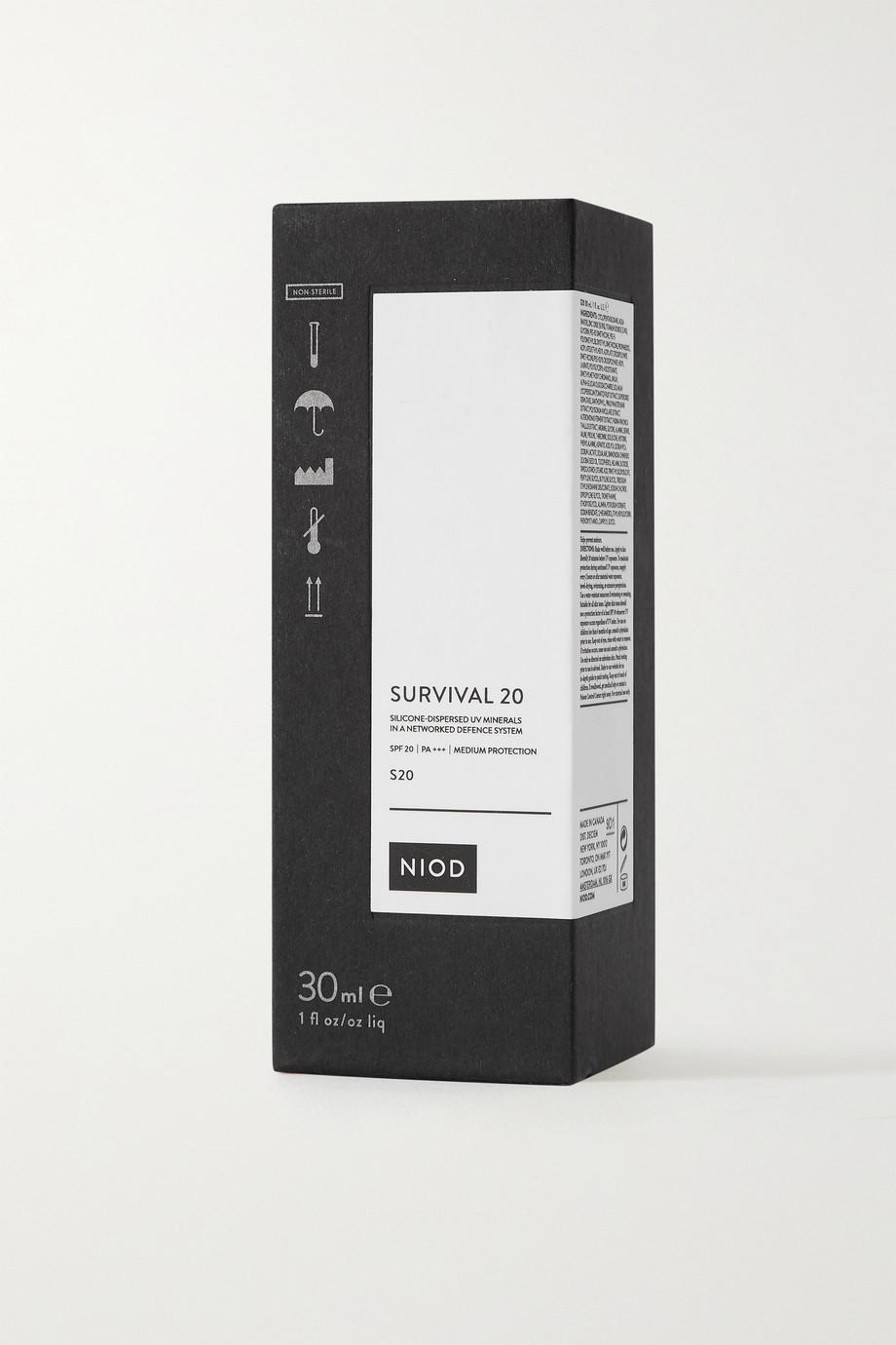 NIOD Survival 20, 30ml
