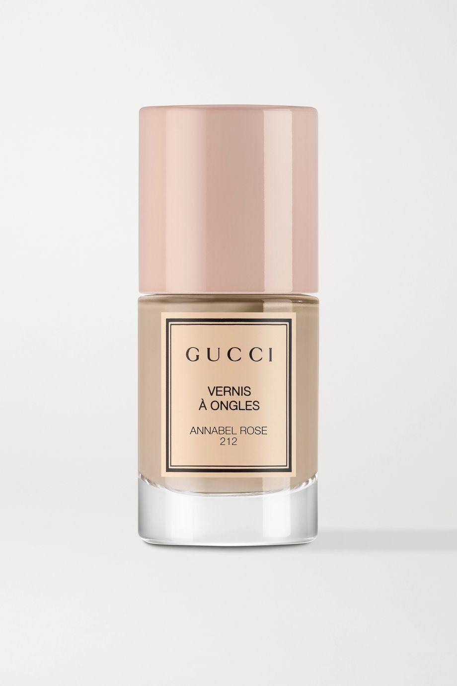 Gucci Beauty Nail Polish - Annabel Rose 212