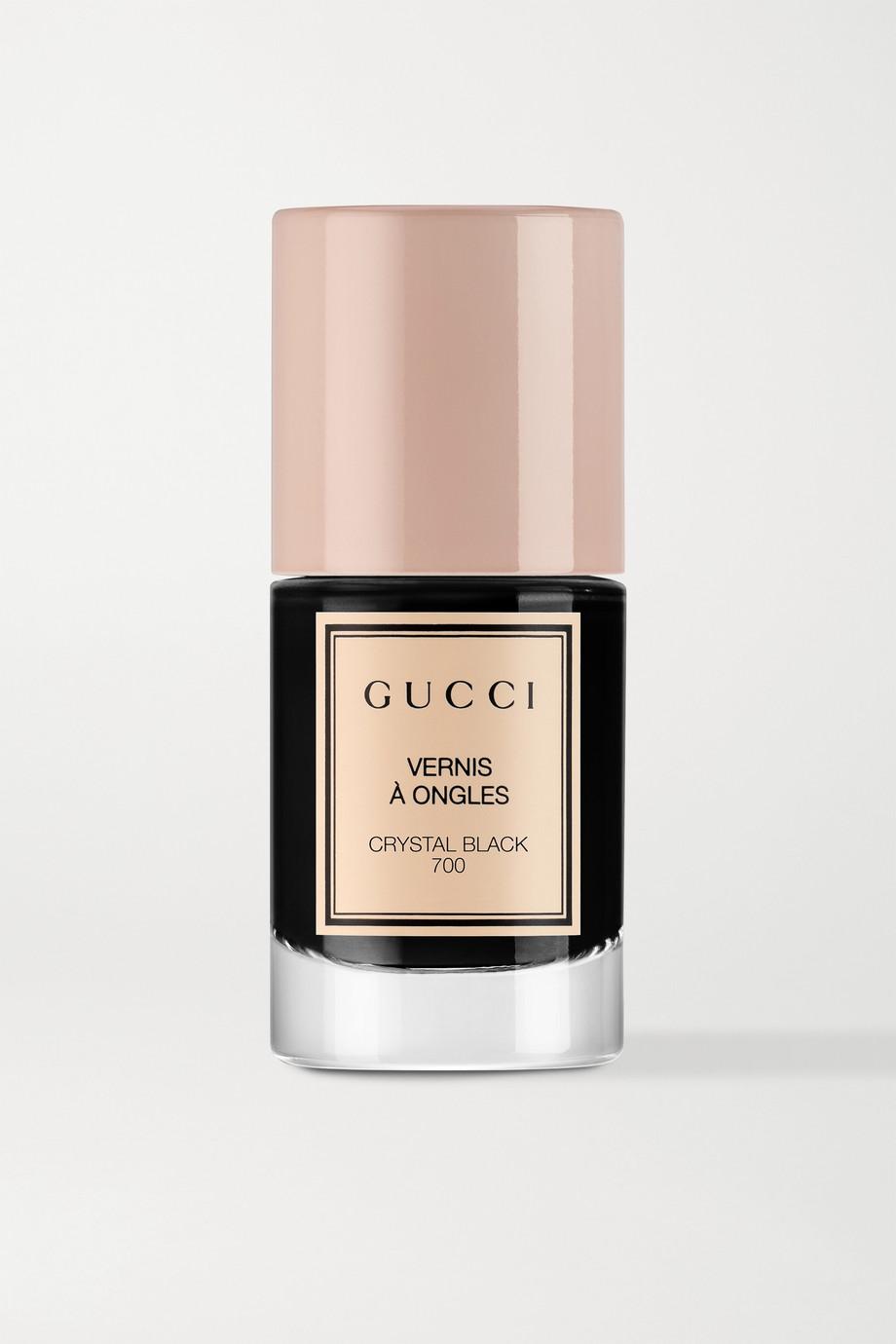 Gucci Beauty Nail Polish - Crystal Black 700