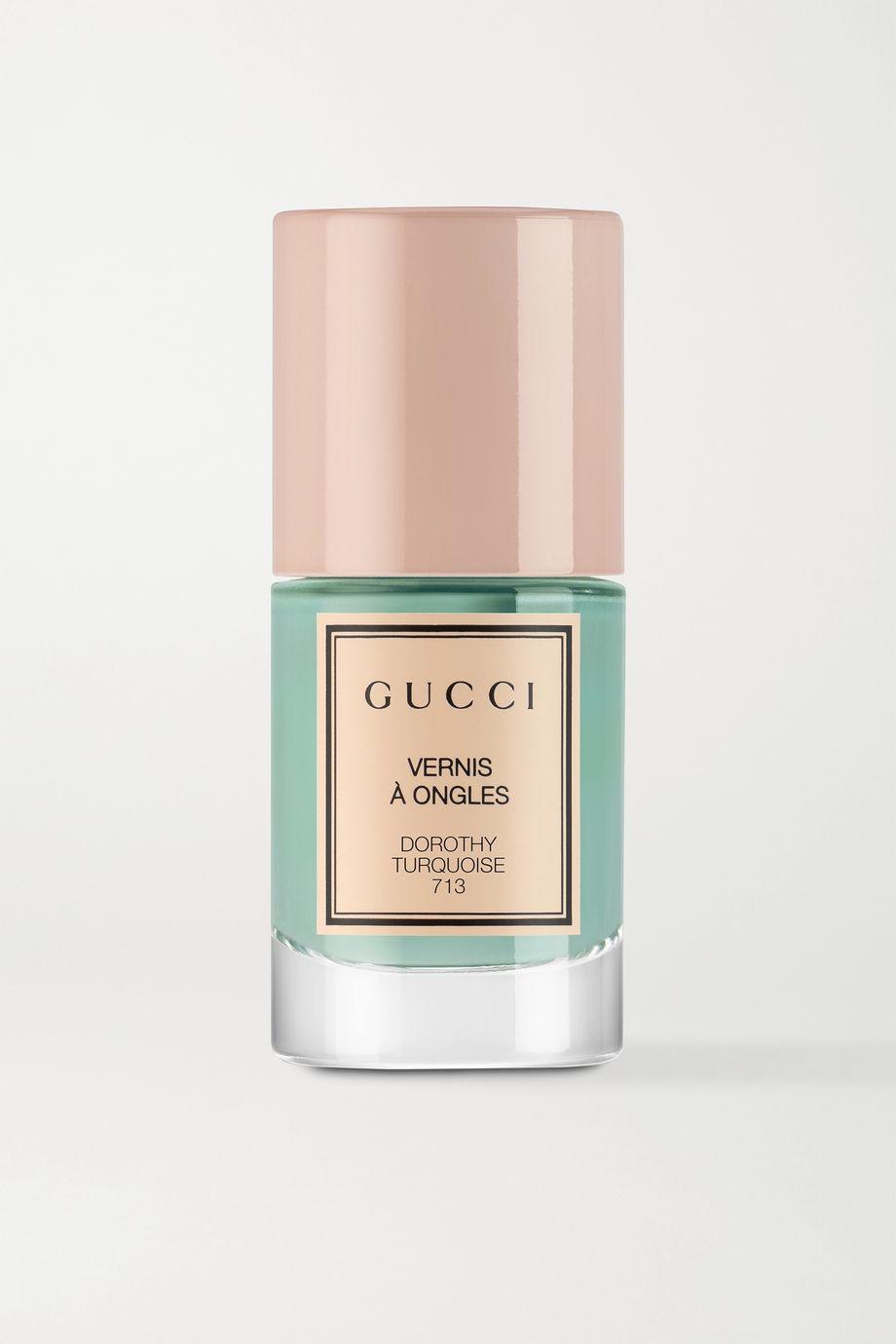 Gucci Beauty Nail Polish - Dorothy Turquoise 713